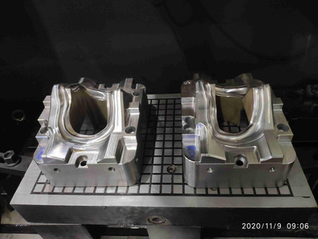 USINAGE DES OUTILLAGES/MOLD MACHINING