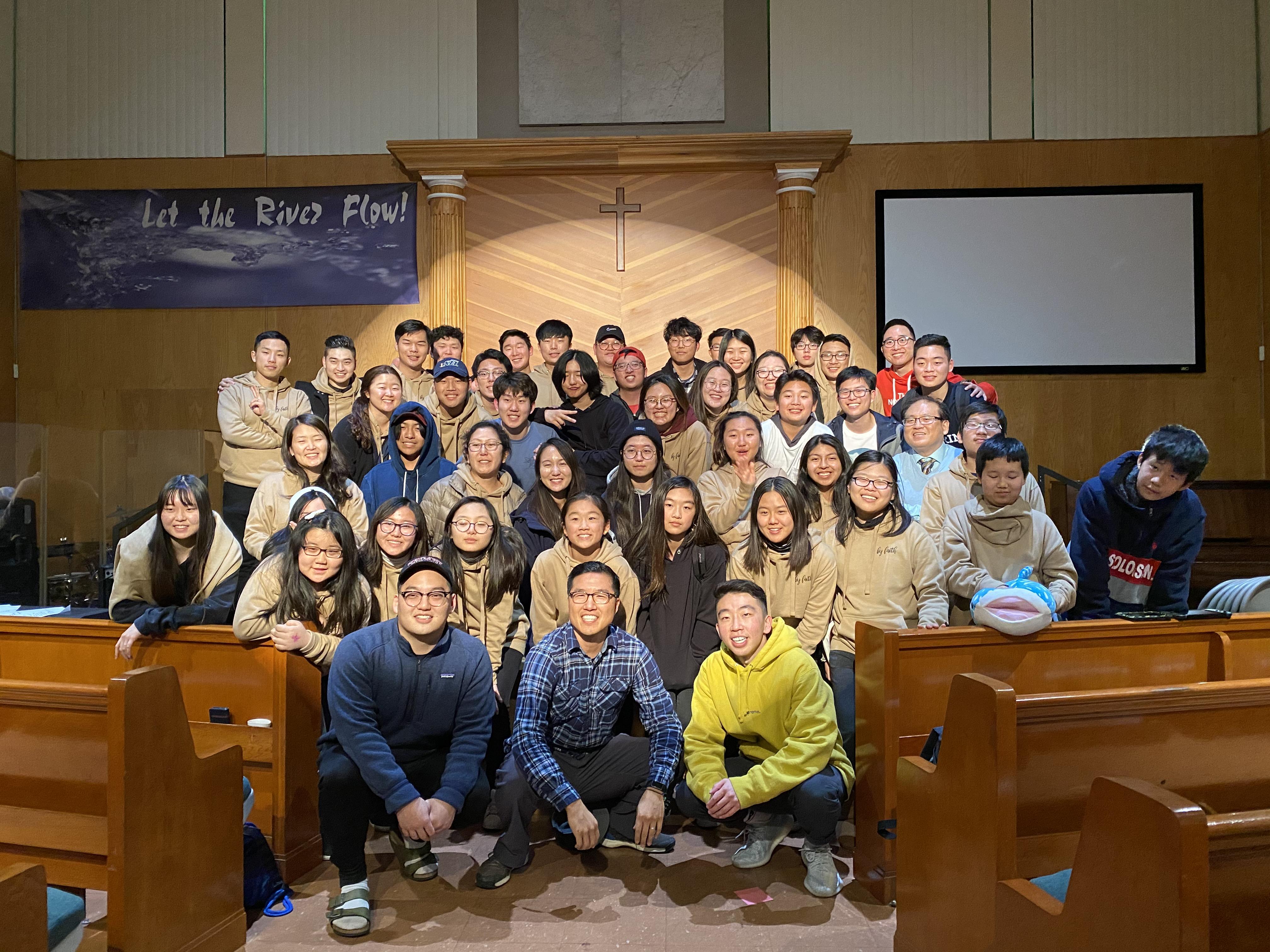 2019 Winter Retreat Group