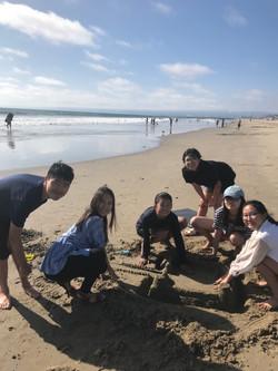 2019 Beach Outing
