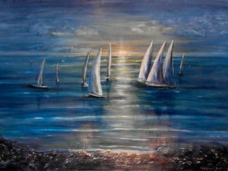 The Allure of Seascape Paintings