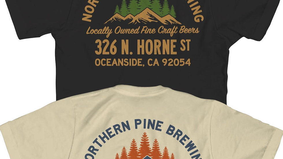 Short Sleeve T-Shirt / Fine Craft Beers