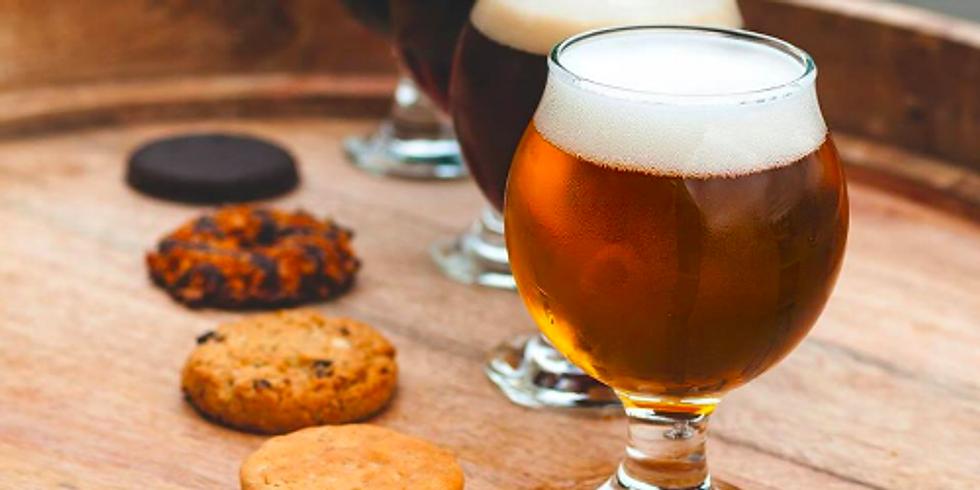 Cookies on Tap - Cookie and Beer Pairing