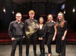 Magnard Ensemble at the Jubilee Hall, Aldeburgh
