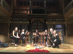 Roald Dahl at the Sam Wanamaker Playhouse, Shakespeare's Globe, London