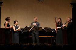 Magnard Ensemble at Wigmore Hall (Photo: Robert Piwko)