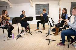 Magnard Ensemble - Britten-Pears Residency