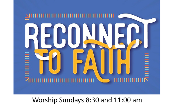 Reconnect to Faith Banner - Summer.png