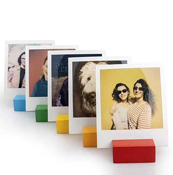 Polaroid originals stand