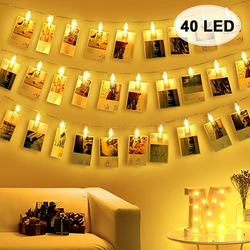 40 LED with Pegs