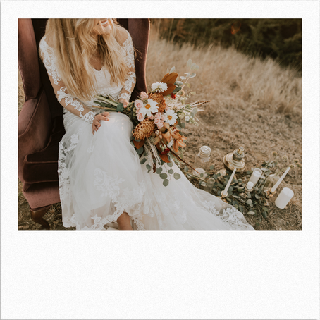 Best Boho Wedding Dress