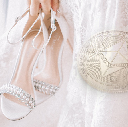 Now Accepting Crypto Currency  - London Wedding Photographer Desiree A North Photography