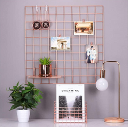 Grid shelf