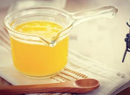 Ghee: Clarified Butter