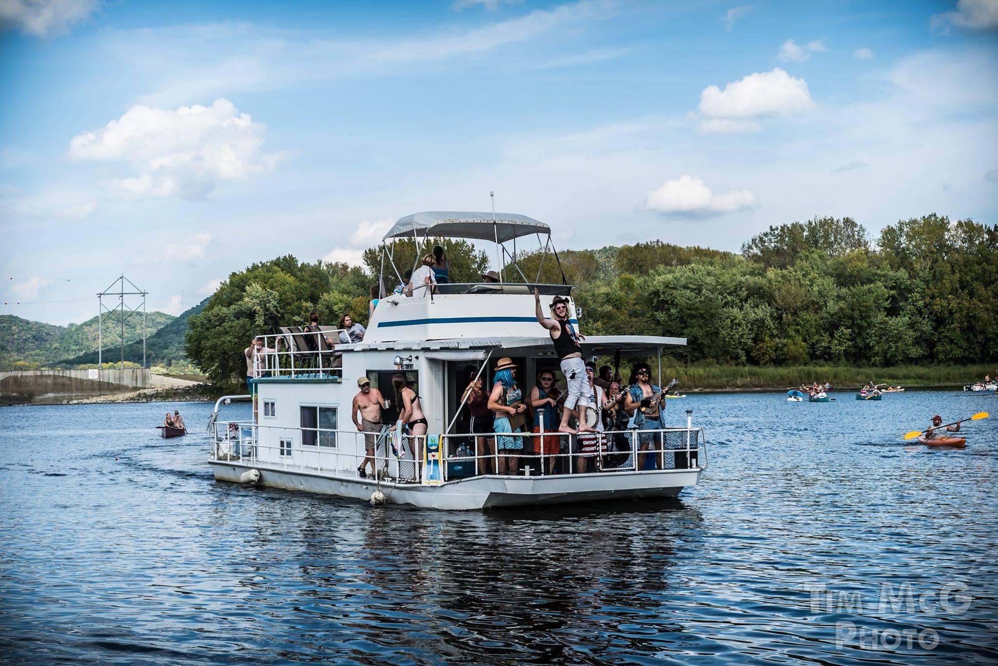 Burbillies Boats 2017