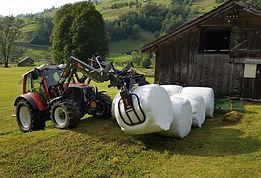 Lindner Traktor Transporter NBG Technik