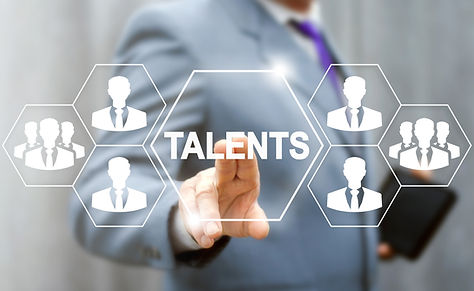 Talent drives business