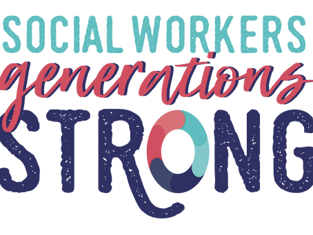 Happy Social Work Month 2020!