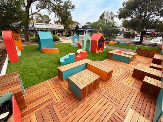 Croydon Pop-Up Park