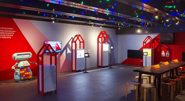 Custom Exhibition Displays by Rightside