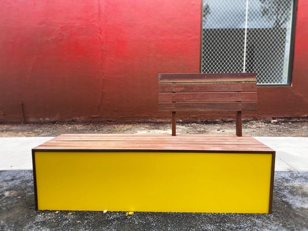 Ringwood East Bench