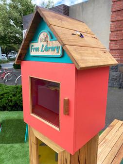 Little Free Library - Parklets Melbourne