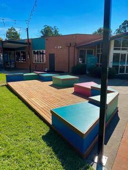 Healesville Pop-Up Performance Space