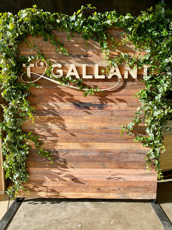 T'Gallant Brand Activation