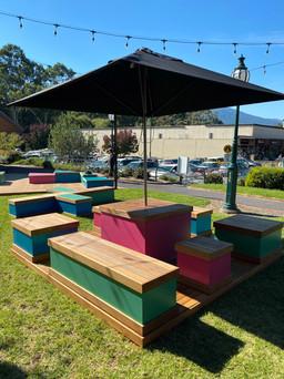 Healesville Pop-Up space