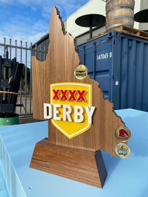 XXXX Derby Trophy