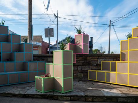 Public Space Activation Project - Planter Boxes