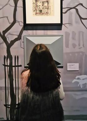 Peephole Exhibition Display