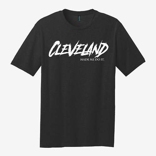 Cleveland made me do it!