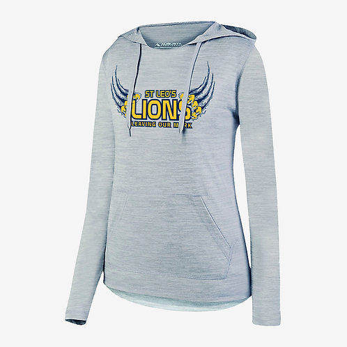 Ladies Performance Wear Hoodies-Leaving Our Mark