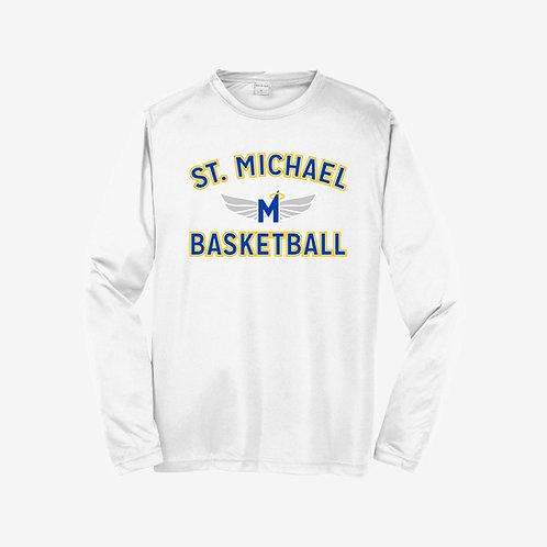 2021 Basketball Warm-up Shirt