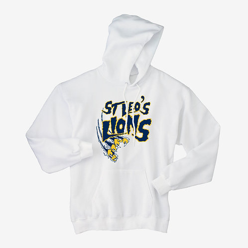 Youth/ Adult Hoodie-St.Leo The Great