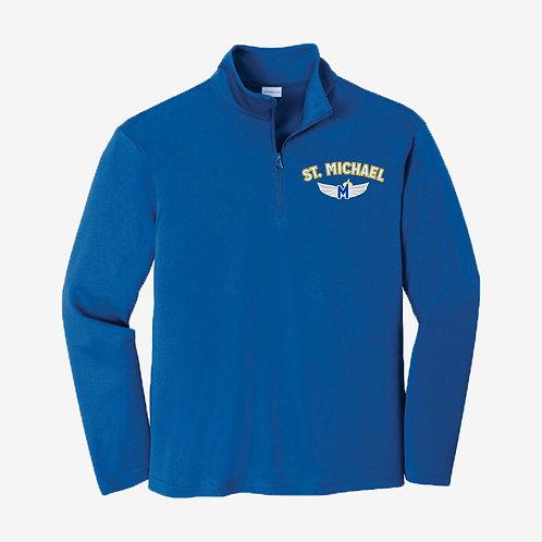 Spirit Wear 1/4 Zip Pullover - Arc Logo