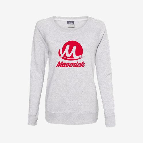 Women's Space Dyed Sweatshirt
