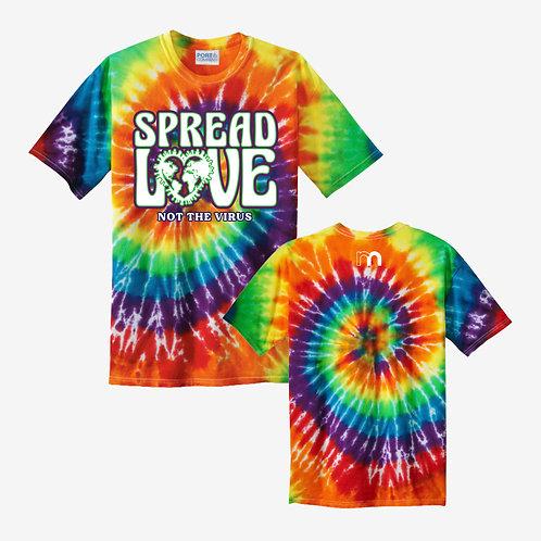 Spread Love - Not the Virus