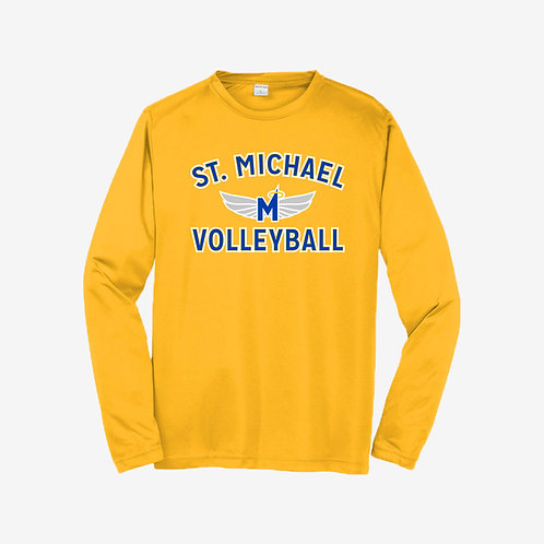 Dry fit Long Sleeve T-shirt