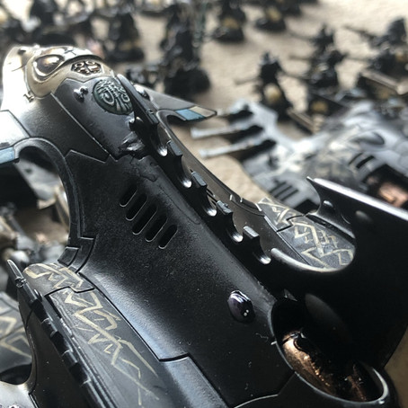40K: 9th Edition Updates - Aircraft