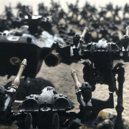 40K: 9th Edition Updates - Tanks