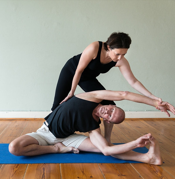 Yoga Personal Training in Berlin