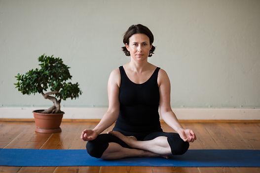 Grazyna Kania, Yoga Personal Traier, Berlin