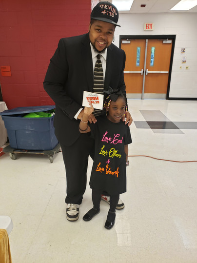 I love meeting the supporters  especially the young ones