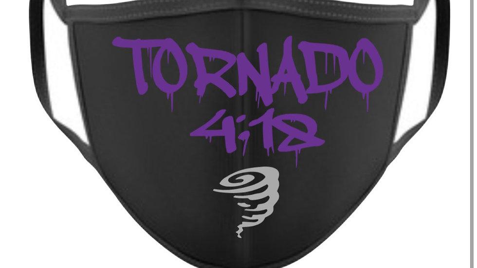 Tornado 4:18 Masks