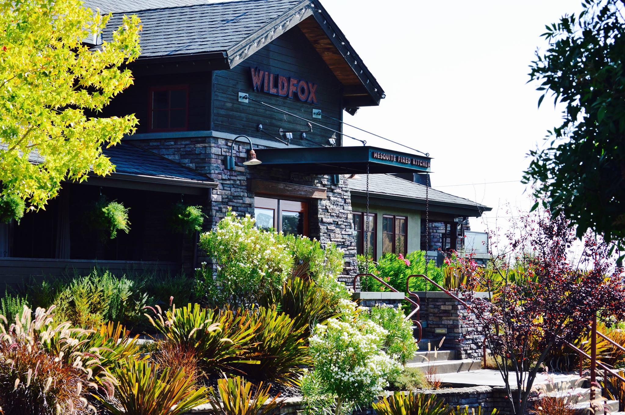 wildfox exterior