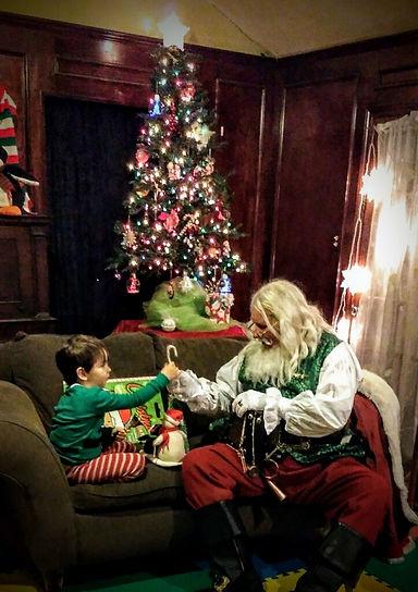 Catch Santa 2017 Stevie01.JPG