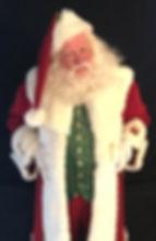 Santa Claus Bill Dallas TX