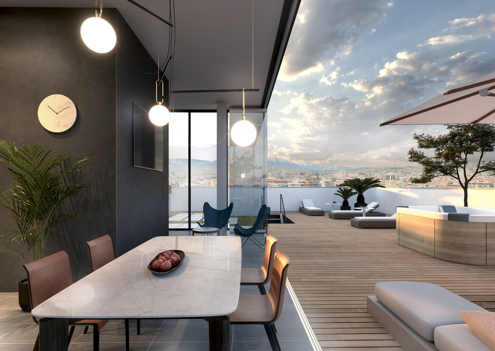 Architecture Rooftop