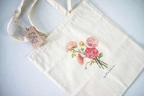 """BLOSSOM"" Shopper by The Botanic Bags Studio"
